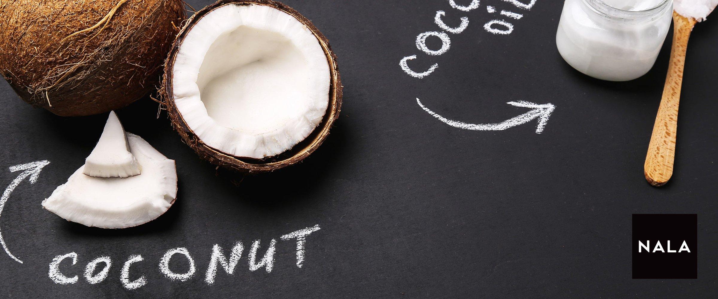 Cosmetice naturale cu ulei de cocos