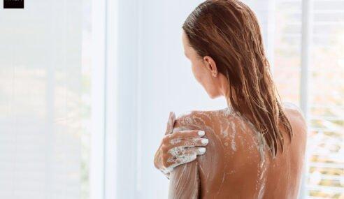 Gelul de duș – secretul pielii catifelate